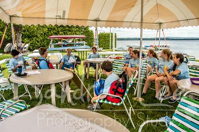 2014 Crooked Lake Sailing School