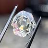 2.12ct Octagonal Flat Cut Diamond, GIA M VS2 24