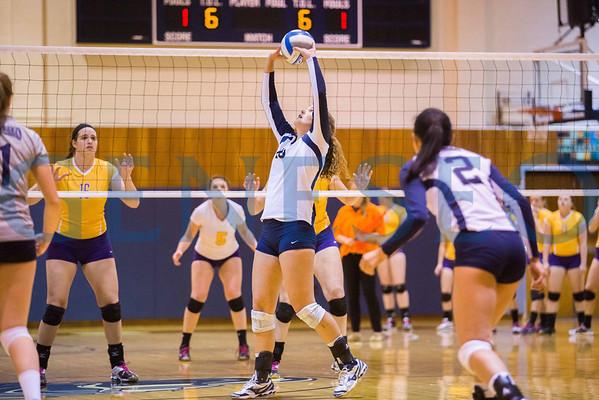 Women's Volleyball vs. Nazareth