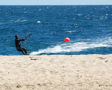 Los Barriles Kite Surfing 2007