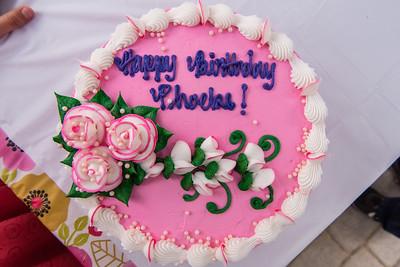 3/18 - Phoebe's Birthday Party!