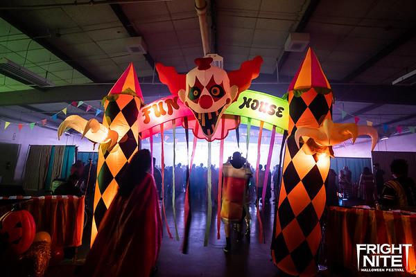 10/31 [Fright Nite@Santa Clara Fairgrounds]