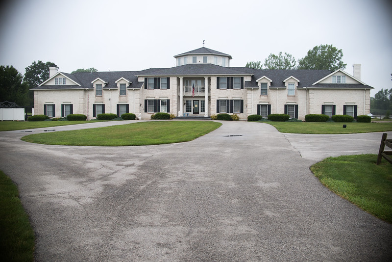 For a family this big, you kinda need a house this big.