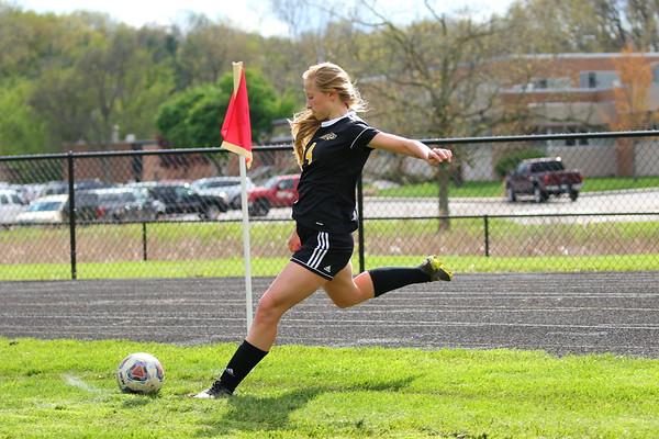 Soccer Girls Varsity vs Pennfield - KCHS 5/13/19