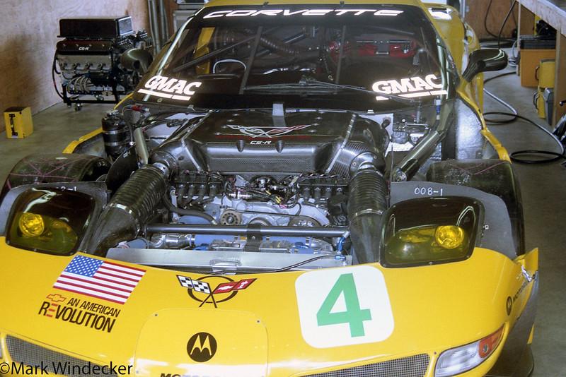 Corvette Racing-Chevrolet Corvette C5-R