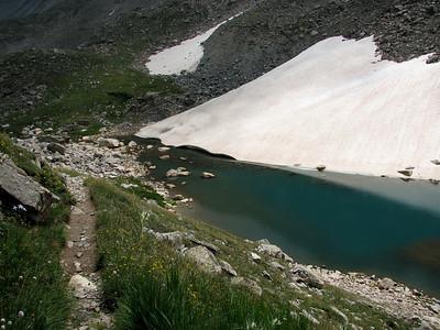 Upper Lake 2006 (second hike)