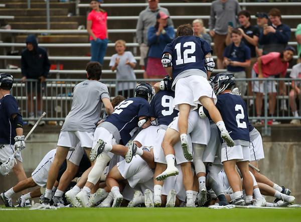 Yale vs Penn~Div I Quarterfinal   IMAGES NOT FOR SALE