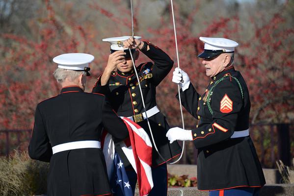 Flag Raising Ceremony - 2013