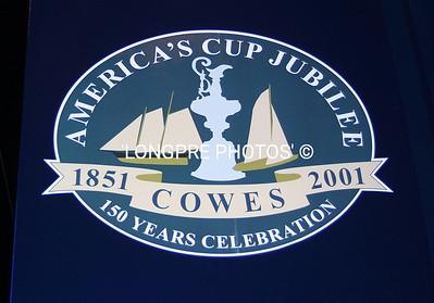 2001 AMERICA'S CUP JUBILEE  Aug. 2001