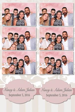 Nancy & Adam's Wedding