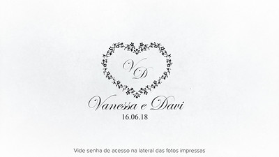 Vanessa&Davi 16.06.18
