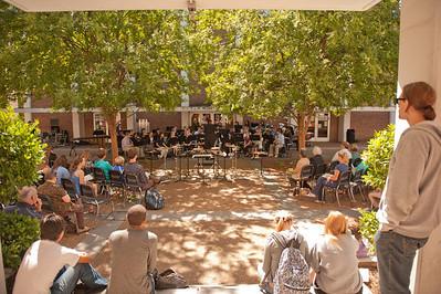 Belmont Concert Band Outdoor Concert