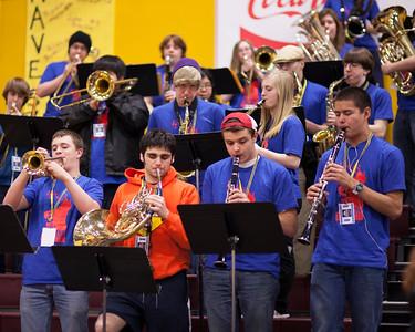 Region V Bands