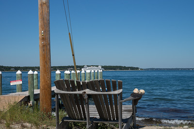 East Chop in Oak Bluffs, Martha's Vineyard