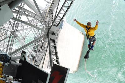 New Zealand Bungee Jumping 2011