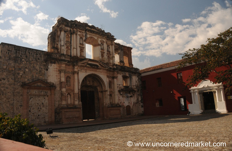 San Augustin Church - Antigua, Guatemala