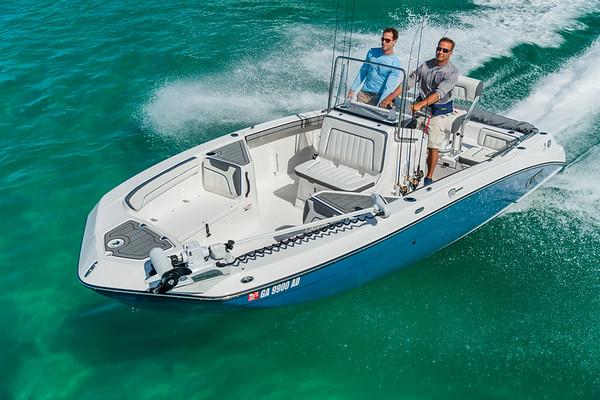 Yamaha Jet Boats