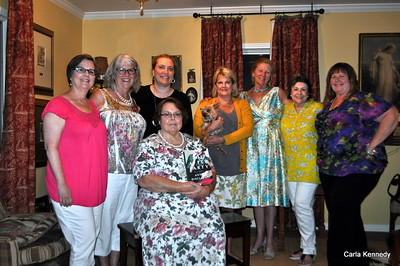 2017 04-20 The After Party by Anton Disclafani  Discussion hosted by Jennifer
