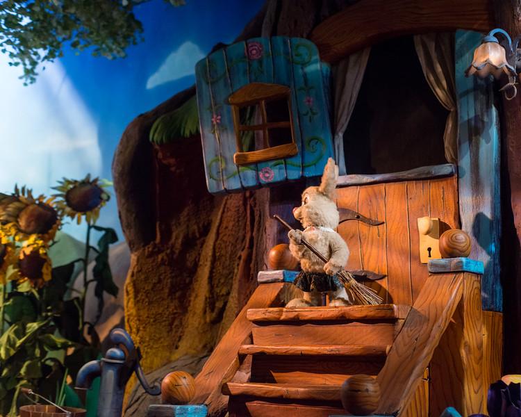 Splash Mountain Rabbit - Magic Kingdom Walt Disney World