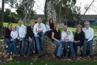 John Gould Family Portraits