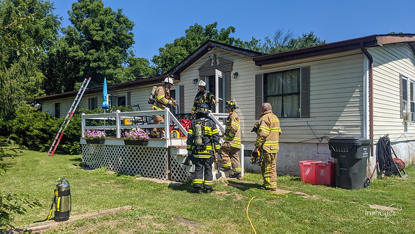 House Fire - Fairview Rd - West Nantmeal