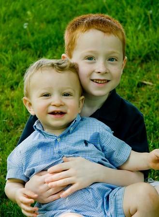 Kyle and Gavin