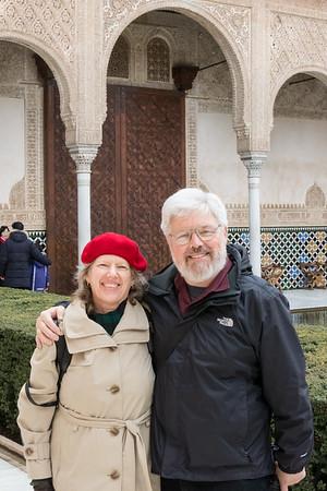 Spain: The Alhambra/Granada