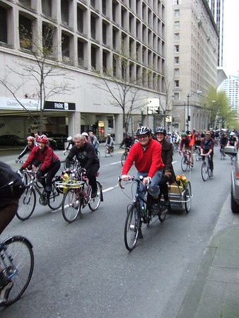 Critical Mass Seattle