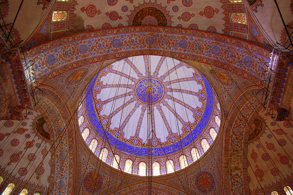 Blue Mosque / Sultanahmet Mosque