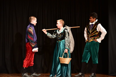 Wellington College: The Taming of the Shrew - Act IV sc v