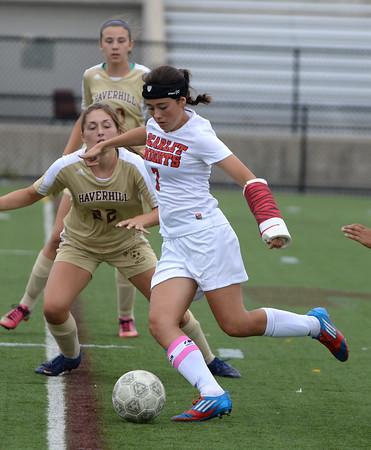 Girls Soccer Sept.11, 2014