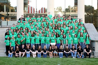 2009 OUAB Staff Photos