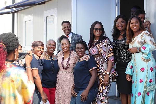 Lekki Church Sam Adeyemi Visit