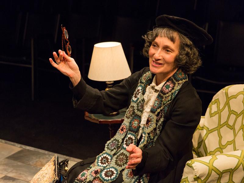 Dee Pelletier in WOMEN WITHOUT MEN by Hazel Ellis. Photo: Richard Termine.