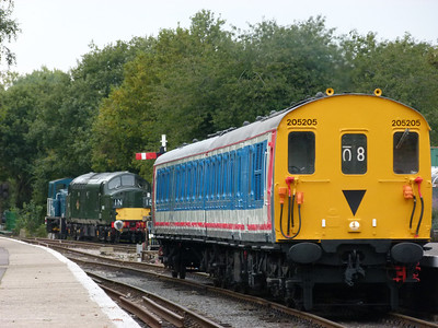 Epping, Ongar & North Weald (12-10-2013)