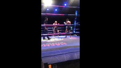 Sean Thailand Fight 8-16-18