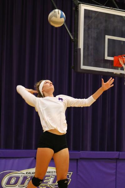 Volleyball vs. Constantine - KCHS - 9/19/17