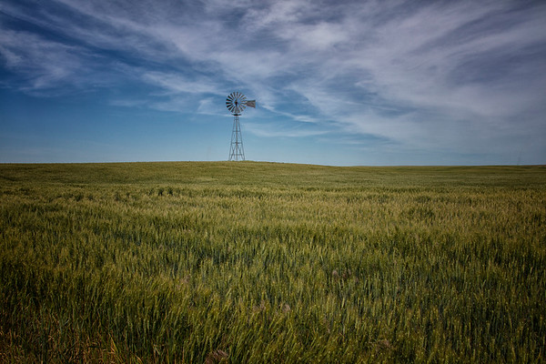 Palouse Wheat Country