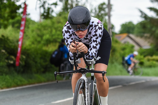 Welsh Cycling Time Trial Championships - Start Pictures