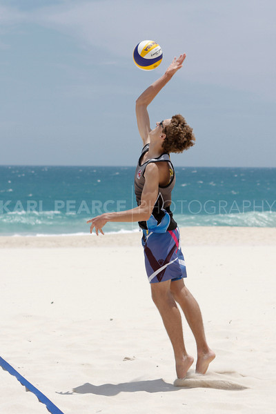 Summer of Budweiser - Beach Volleyball Pro #2 (Playoffs)