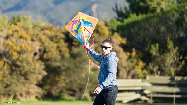 Sep 19 - Kite Flying