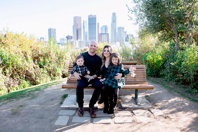 WALTHERS FALL FAMILY SESSION DTLA