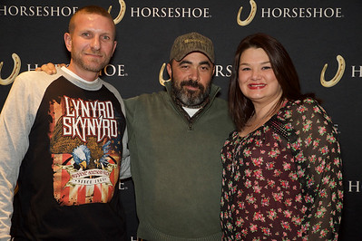 Aaron Lewis VIP photos