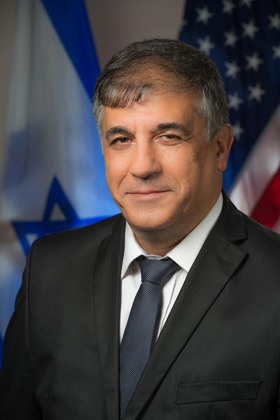 Maj Gen (Res) Meir Klifi-Amir FIDF National Executive Director