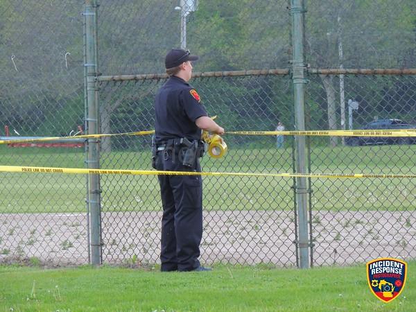 Shooting at Kiwanis Park on May 31, 2014