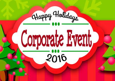 2016-12-13, Corporate Event
