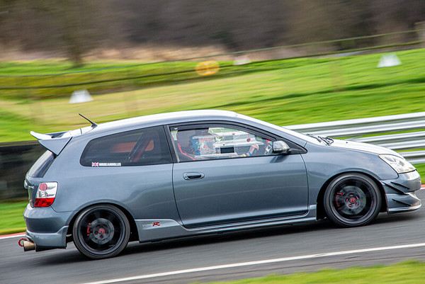 Trackday at Oulton Park