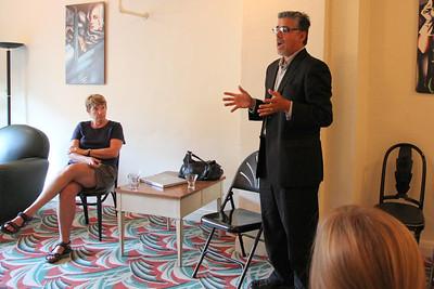 John Avalos for Mayor, Houseparty at the Hamilton