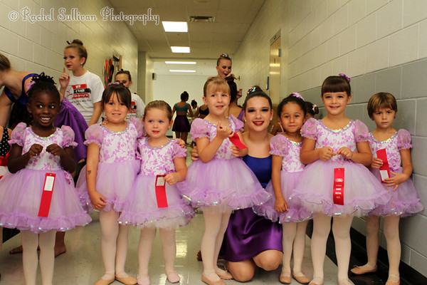 Gabriella's Recital: We Came to Dance 2012