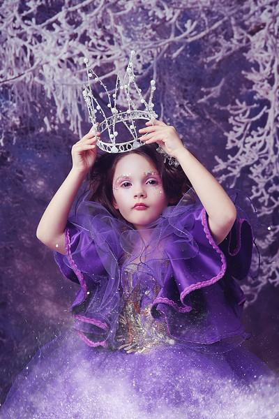 Snow Fairy: Allie